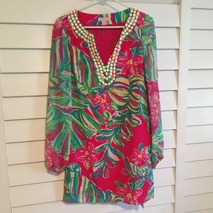 Lilly Pulitzer long-sleeves mini